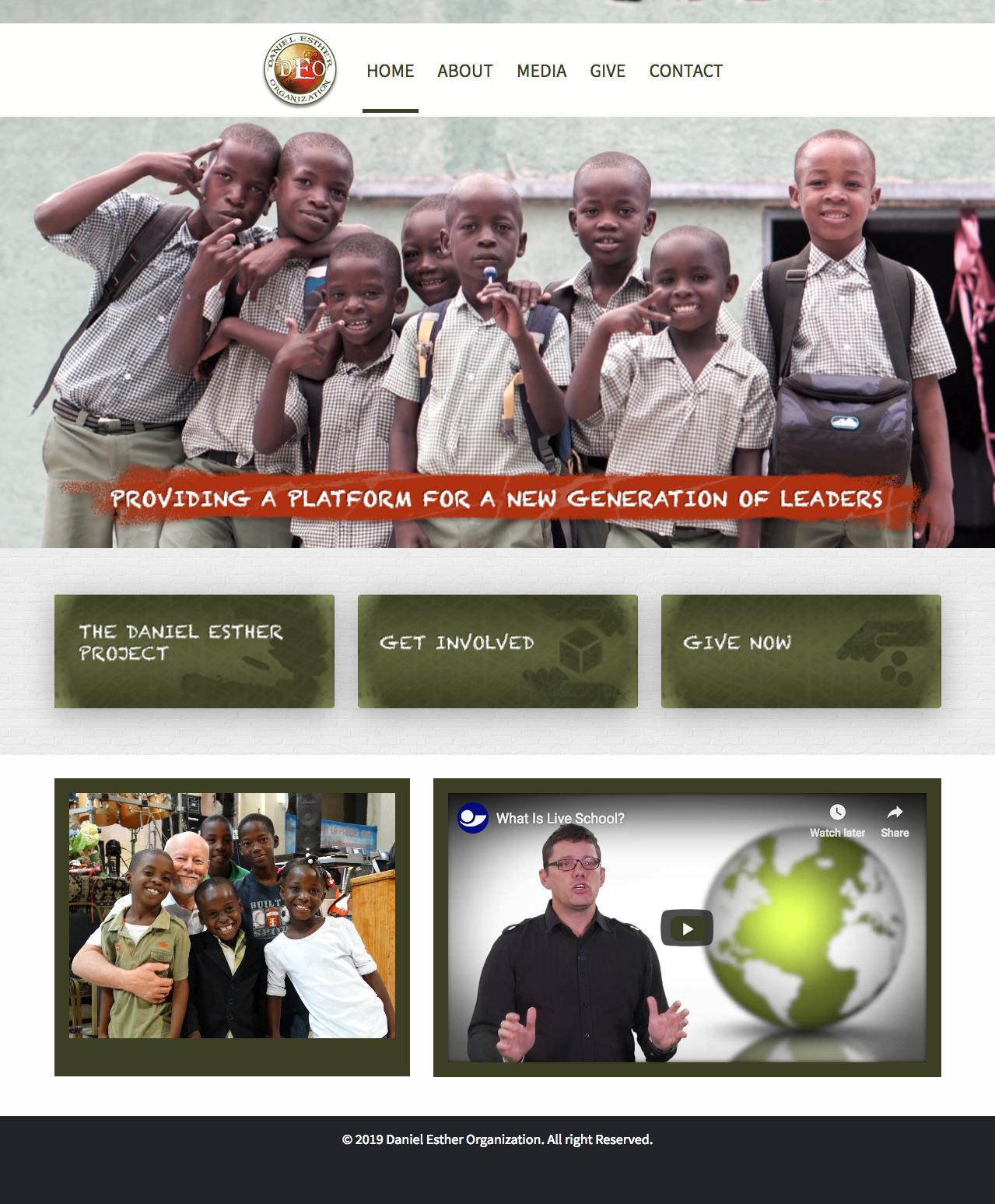 Daniel Esther Organization