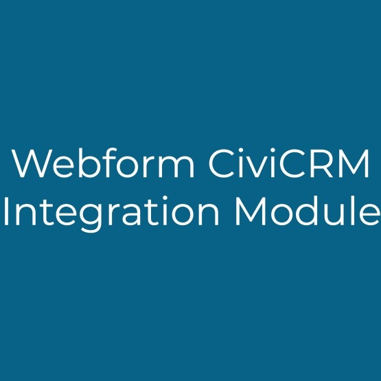 Webform CiviCRM